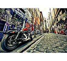 Hosier Lane 2 Photographic Print