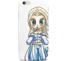 The White Whitch - Emma Frost iPhone Case/Skin