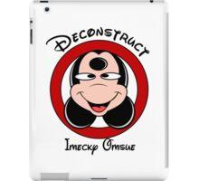 Deconstruct Mickey iPad Case/Skin