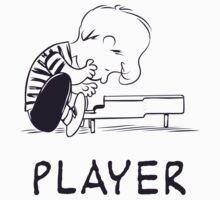Player One Piece - Short Sleeve