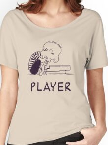 Player Women's Relaxed Fit T-Shirt