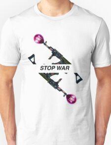 STOP WAR - Fashion campaign  T-Shirt
