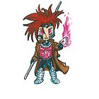 Gambit - The Ragin' Cajun by tonito21