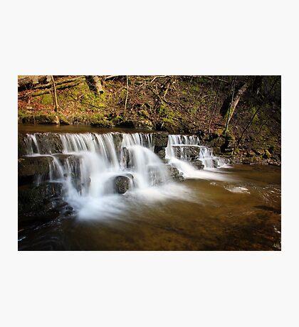 Scalebar Force waterfall, Yorkshire  Photographic Print
