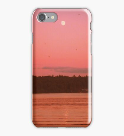 Pearl of the sky iPhone Case/Skin