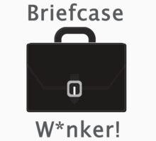 Briefcase W*nker by mattpimm