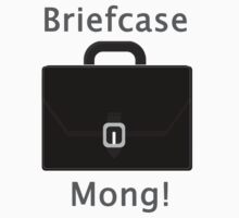 Briefcase Mong! by mattpimm