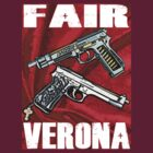 Romeo Juliet - Fair Verona by perilpress