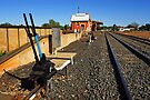 Cobar Railway Station by Darren Stones