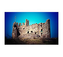 Dudley Castle (Lomography) Photographic Print