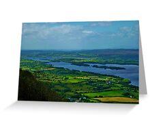 Lough Erne Ireland Greeting Card
