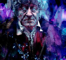 The Third Doctor by Deadmansdust