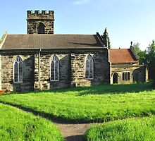 St Peter's Church, Hartshorne  by Rod Johnson