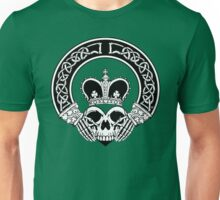 Claddagh (BW edition) Unisex T-Shirt