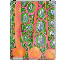 Dissolving Exclamation Marks iPad Case/Skin