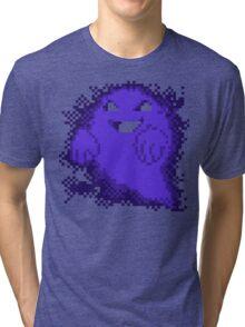 Ghost! purple edition Tri-blend T-Shirt