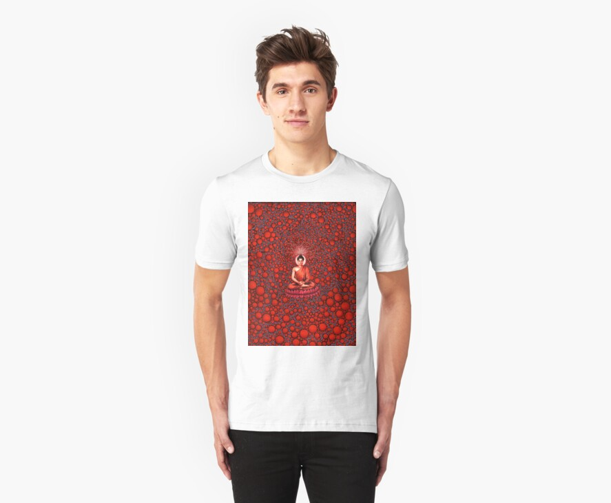 Redbubble Buddha by Happiness         Desiree