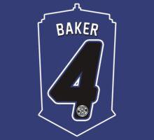 Gallifrey United #4 Baker by zerobriant