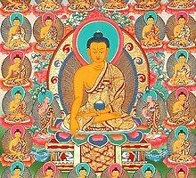 Buddha by Happiness         Desiree