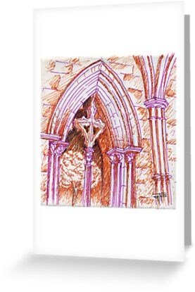 Évora Cathedral I by terezadelpilar~ art & architecture
