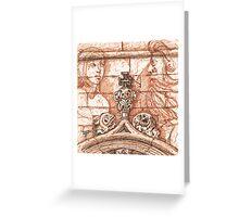 Jerónimos sketch II Greeting Card