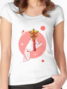 Mars Women's Fitted Scoop T-Shirt