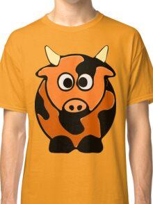 ღ°㋡Cute Brindled Cow Clothing & Stickers㋡ღ° Classic T-Shirt