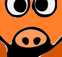 ღ°㋡Cute Brindled Cow Clothing & Stickers㋡ღ° Sticker