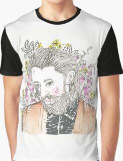 Keaton Henson Graphic T-Shirt