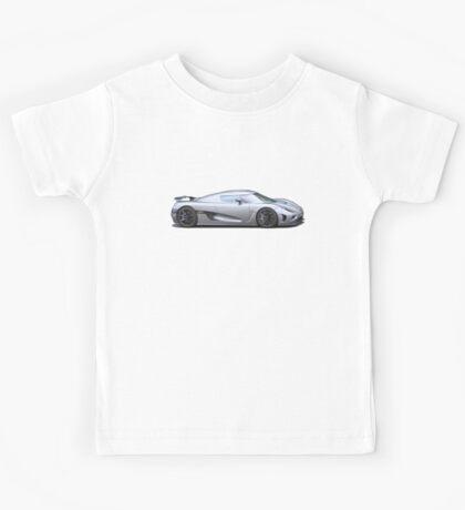 Koenigsegg Agera Kids Tee