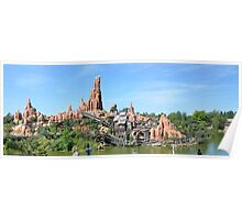 Big Thunder Mountain Poster