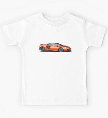 McLaren MP4-12c Kids Tee