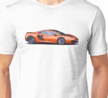 McLaren MP4-12c Unisex T-Shirt