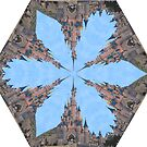 Castle Kaleidoscope Image by JohnYoung