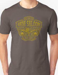 The Gem Saloon  T-Shirt
