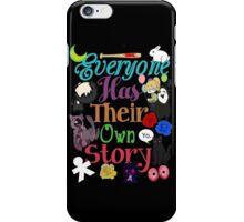 Horror Rpg Design iPhone Case/Skin