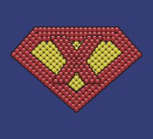 Super X Jewel Logo by Adam Campen