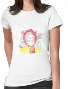 Elizabeth Bennet Womens Fitted T-Shirt