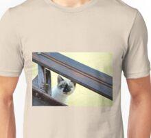 Cat eyes  Unisex T-Shirt