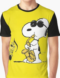 snoopy Graphic T-Shirt