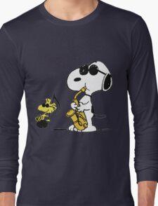 snoopy Long Sleeve T-Shirt