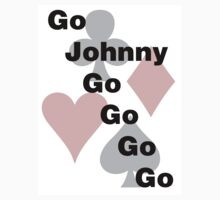Go Johnny Go Go Go Go by gwampmonster