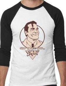 Ash from Evil Dead Men's Baseball ¾ T-Shirt