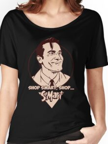 Ash from Evil Dead Women's Relaxed Fit T-Shirt