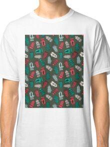 Mittens - Green by Andrea Lauren  Classic T-Shirt