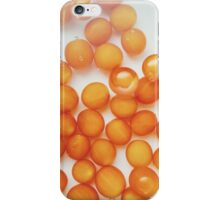 Yellow Tomatoes iPhone Case/Skin