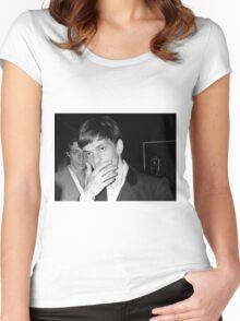 Chris Wilson, Flamin' Groovies Women's Fitted Scoop T-Shirt