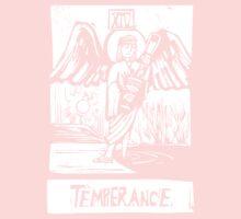 Temprence  - Tarot Cards - Major Arcana Baby Tee