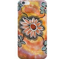 FLOWER FUN 2 iPhone Case/Skin