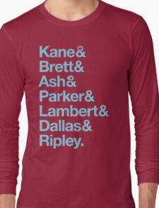 Nostromo Crew Long Sleeve T-Shirt